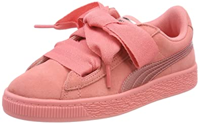 Fille Puma Basses Suede PsSneakers Snk Heart rChtsBQdx
