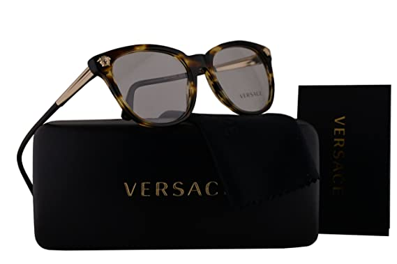 2170b3b3e450 Image Unavailable. Image not available for. Color: Versace VE3242 Eyeglasses  ...