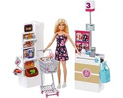Barbie - Supermercado de Luxo, Mattel, FRP01, Multicor