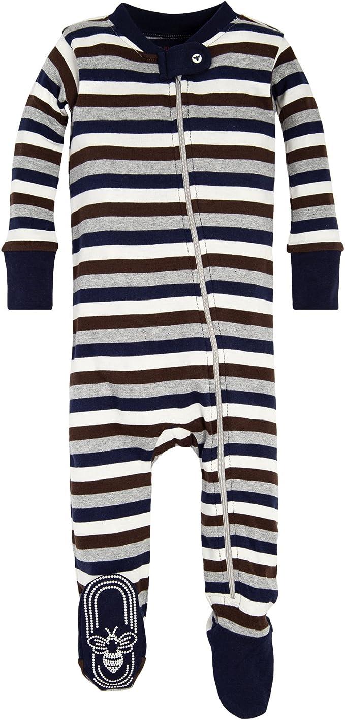 Baby Zip-Up Suit White unisex