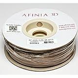 AFINIA(アフィニア) 純正バリューABSフィラメント ゴールド 1kg