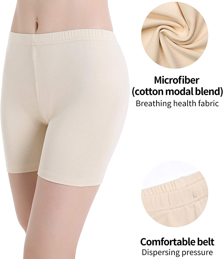 Debajo De Falda Leggins Corto Mujer Pantalones Verano Short ...