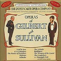 Operas of Gilbert and Sullivan (D'Oyly Carte Opera Company)