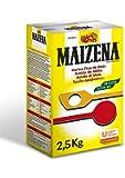 Maizena Harina Fina de Maíz Espesante Caja 2,5 kilogramos - Producto Sin Gluten