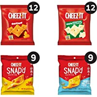 42-Count Cheez-It Snacks Variety Pack