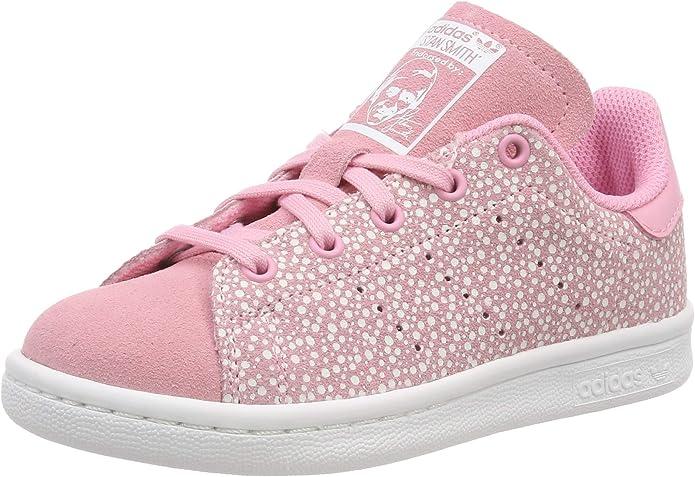 adidas Stan Smith Sneakers Mädchen Kinder rosa Größe 29 bis 35