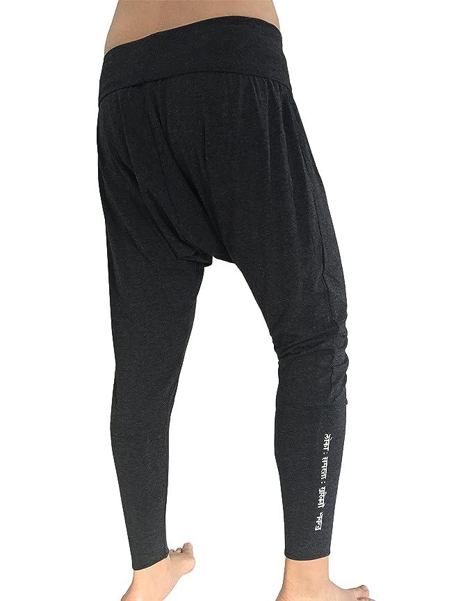 35f1349923 Karmala Bamboo Baggy Harem Pants, Soft and Eco-Friendly: Amazon.ca:  Clothing & Accessories