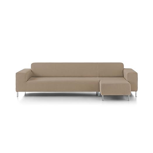 Eiffel Textile Nimes Chaise Longue Designer Sofa Cover Short