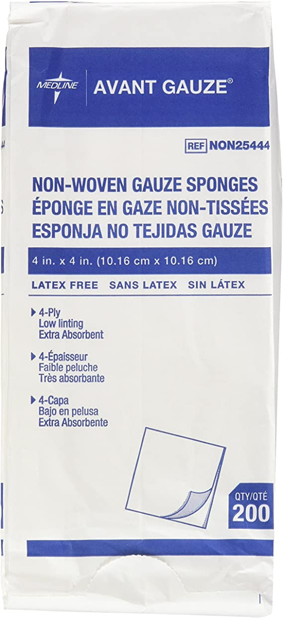 Medline Avant Gauze