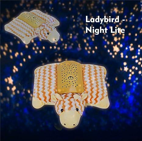 zipom hipopótamo estrellas almohada mascotas dormitorio proyector ...