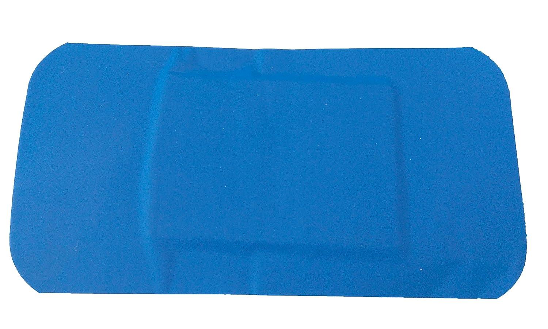 rettangolare blu confezione da 50 Maya strumenti professionali TTD3/cerotti rilevabile di metalli