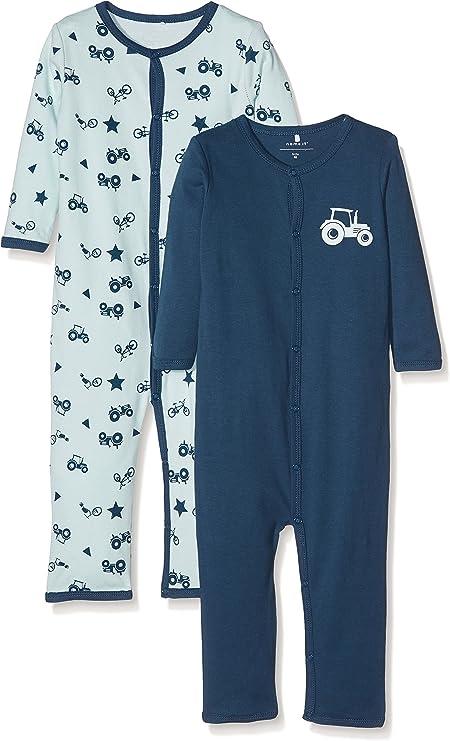 Pack de 2 NAME IT Pijama para Beb/és