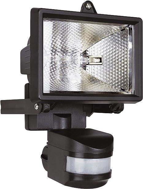 Smartwares BYRES120 Foco halógeno con sensor exterior de 120W ...