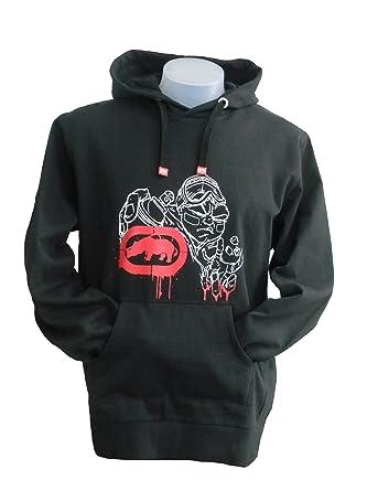 Ecko Unltd. Sudadera para Hombre Graffiti Print/Colores: Negro, Azul, Verde/Tamaño: L Negro L: Amazon.es: Ropa y accesorios