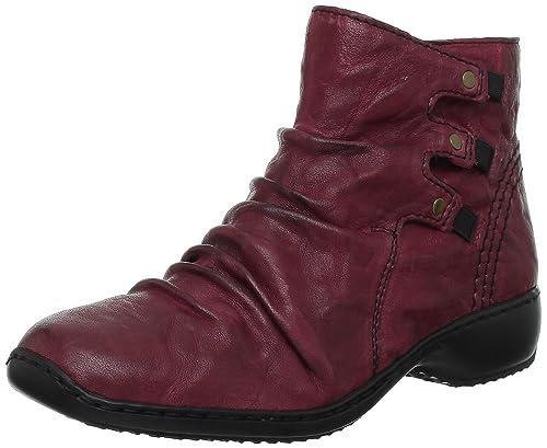 Rieker Z3883, Botines Planos para Mujer: Amazon.es: Zapatos y complementos
