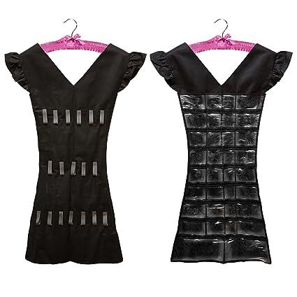 Amazoncom Marcus Mayfield 2 sided Dress Style Hanging Organizer