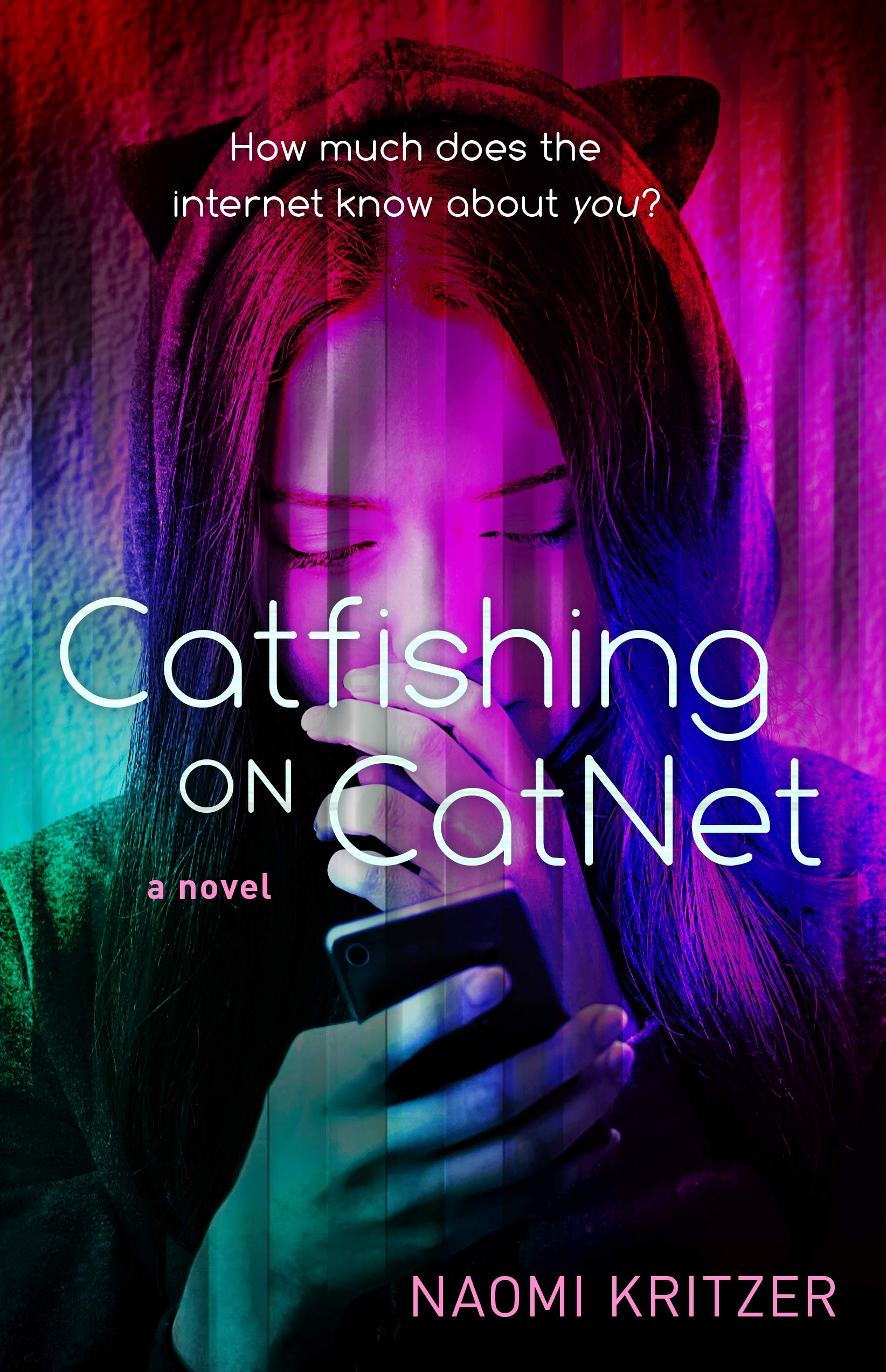 Image result for Catfishing on CatNet: A Novel Naomi Kritzer