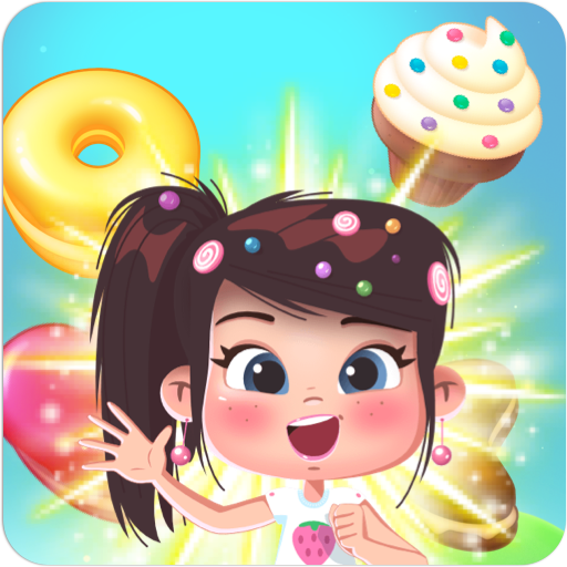 Bejeweled Slide (Sweet Cookie Swipe - Magical Match 3 sliding game)