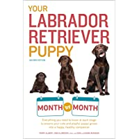 Your Labrador Retriever Puppy Month by Month, 2nd Edition: Everything You Need to...