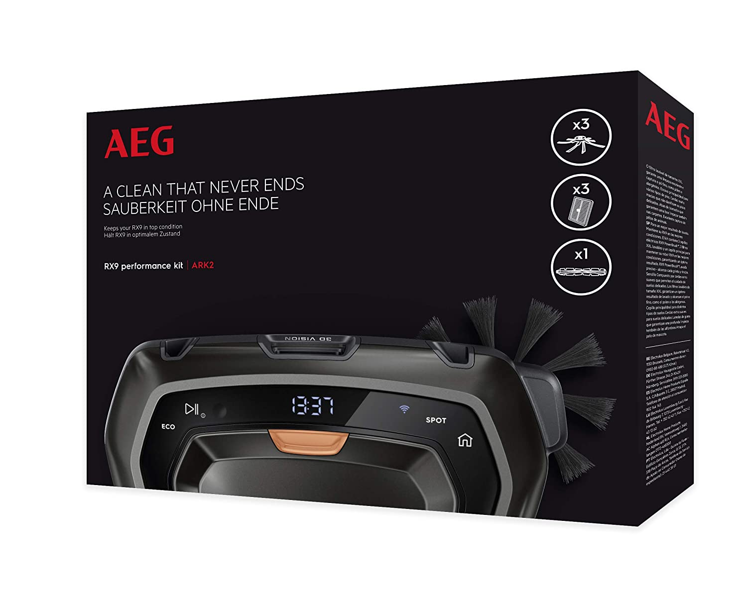 AEG ARK 2 RX9 Performance Kit