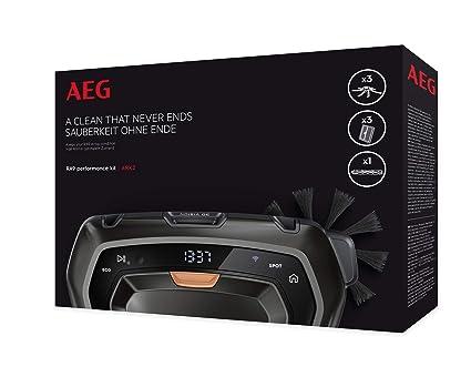 AEG ARK2 Performance Kit Cepillo Principal, Negro