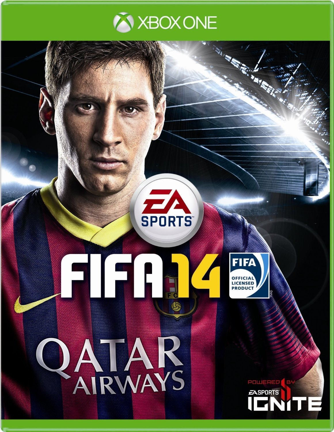 FIFA 14 - Xbox One by Electronic Arts (Image #1)