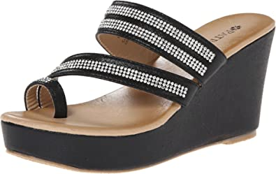 Womens Sandals PATRIZIA Glowgaze Black
