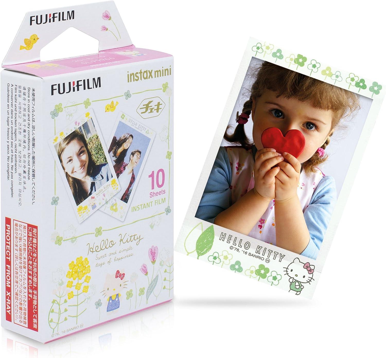Amazon.com: Fujifilm Instax Mini película instantánea 10 ...