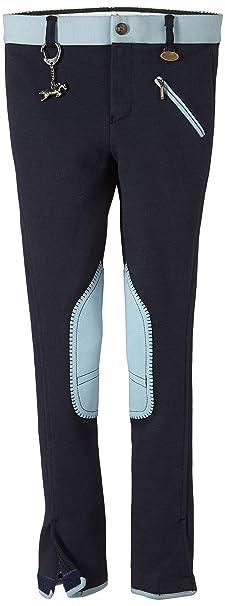 Pantalones de h/ípica para ni/ño USG United Sportproducts Reithose Emilia