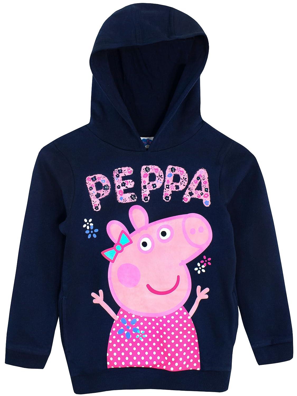 Peppa Pig Girls Peppa Pig Hoodie