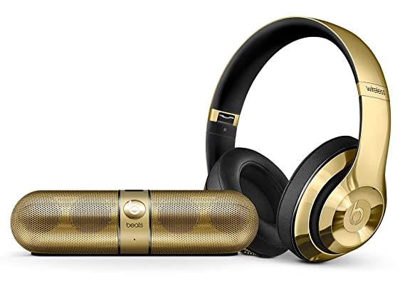 Review Beats Studio Wireless Gold