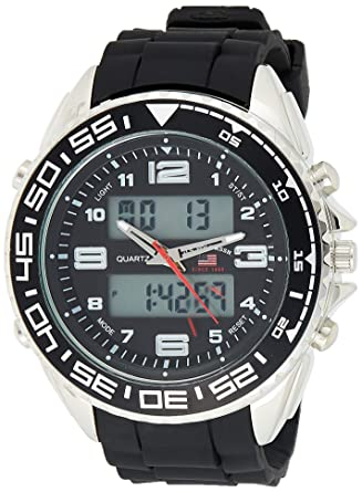 U.S. Polo US9043 - Reloj para Hombres: Amazon.es: Relojes