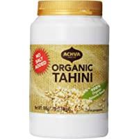 Achva Organic Tahini Paste, 500 g