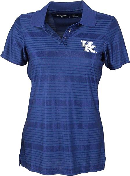 Zokee University of Kentucky Ladies Illusion Polo Shirt
