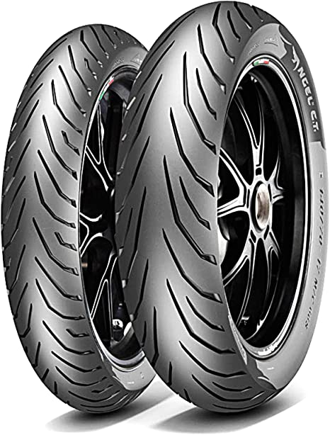 E//C//73dB Pirelli 2854700 Pneumatici per tutte le stagioni 100//80//R17 52H