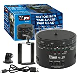 Vidpro MH-365 Motorized Time-Lapse Pan Head