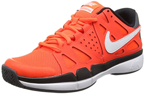 Nike Air Vapor Advantage Zapatos Multisport para Hombre, color Rojo (Crimson/White-