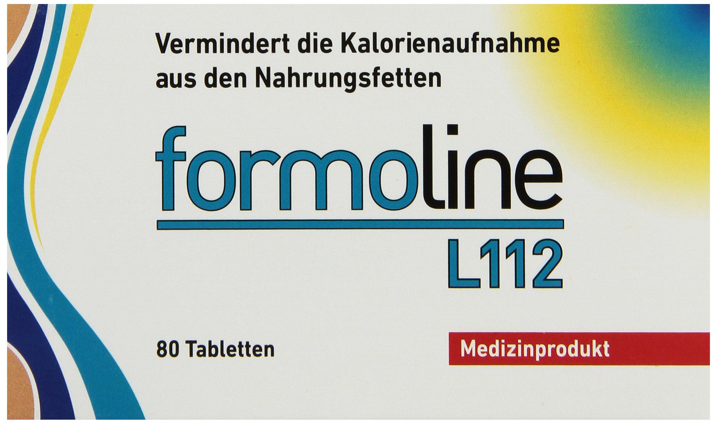 wie viel kann man mit formoline l112 abnehmen