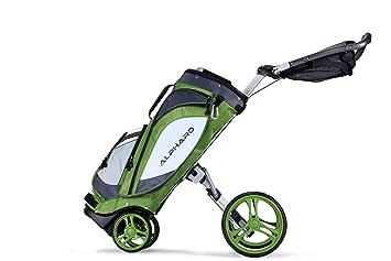 Amazon.com: Alphard Duo Lt de golf Cart Bag, Blanco: Sports ...