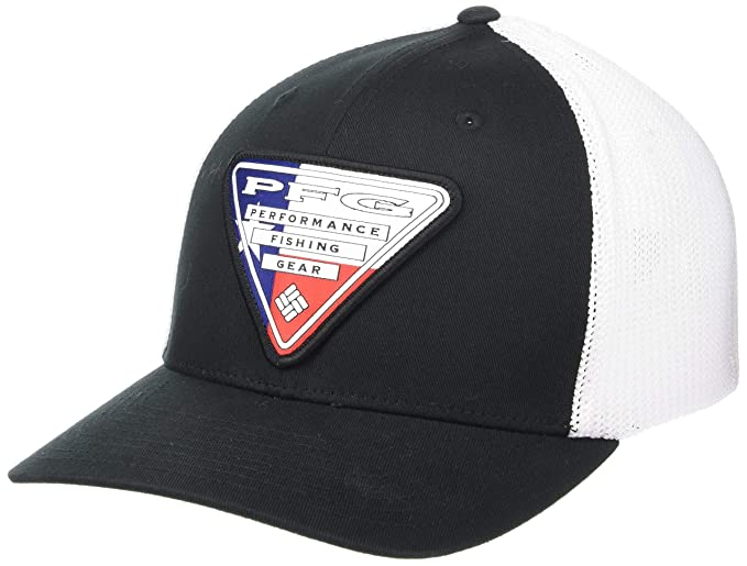 9898cca9 Amazon.com : Columbia PFG Mesh Stateside Ball Cap : Clothing