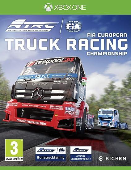FIA European Truck Racing Championship - Xbox One [Importación inglesa]: Amazon.es: Videojuegos