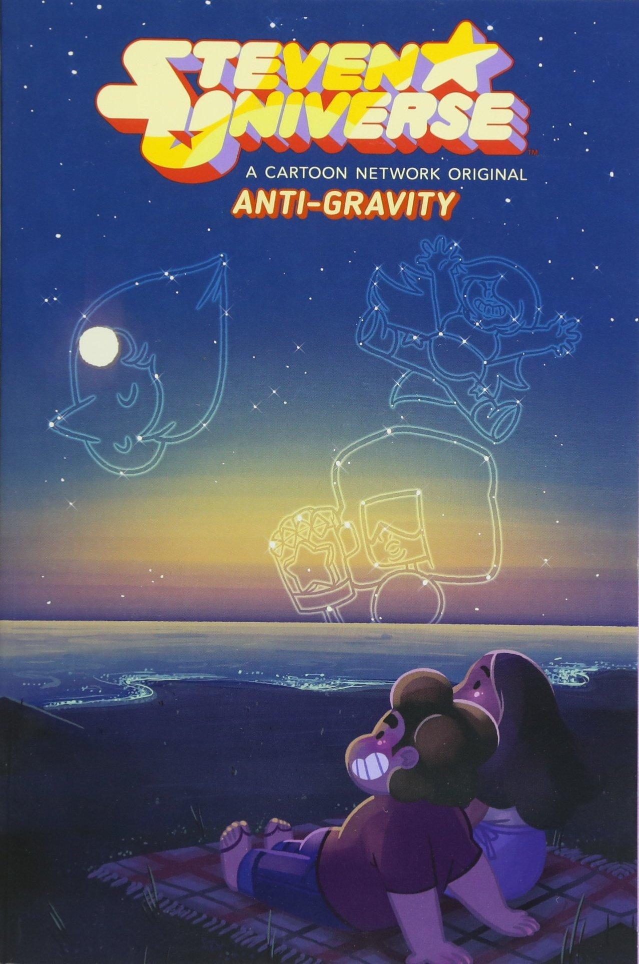 Steven Universe Original Graphic Novel: Anti-Gravity