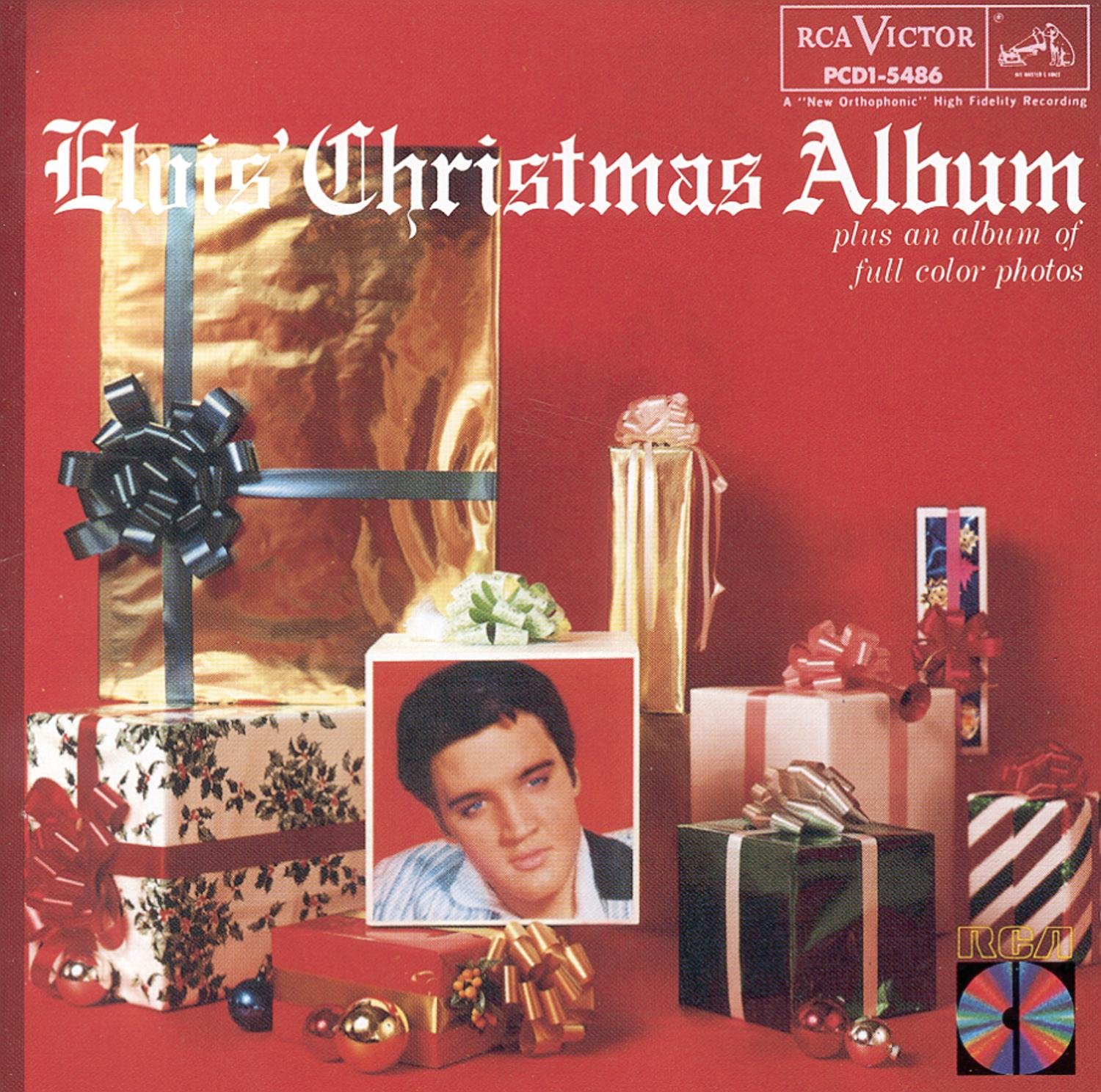 「christmas records elvis」の画像検索結果