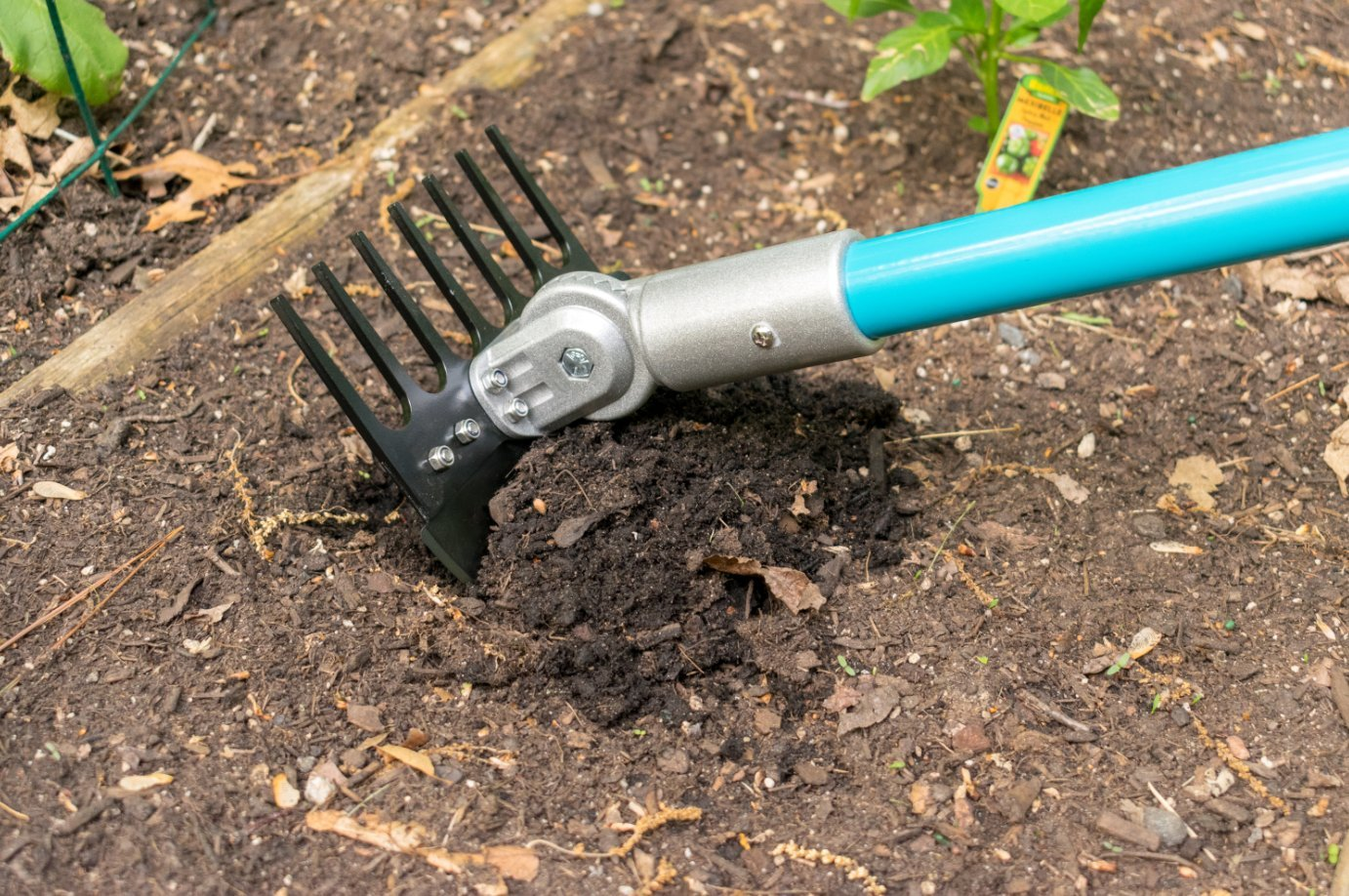Yard-X Multi-Use Garden Tool (5 Tools in One) Rotating 180-degree head by Yard-X (Image #2)