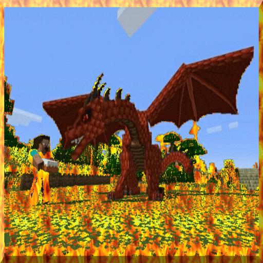 Dragon Mod (Furniture La Boca)
