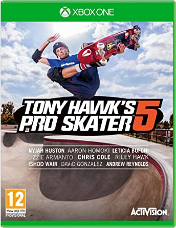 Tony Hawk S Pro Skater 5 Xbox One Amazon Co Uk Pc Video Games