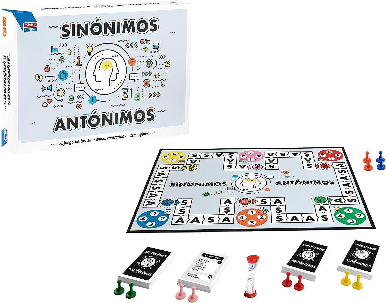 Falomir Sinónimos y antónimos, Juego de Mesa, Family & Friends (646387): Amazon.es: Juguetes y juegos