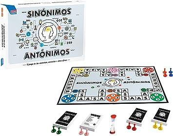 Falomir Sinónimos y antónimos, Juego de Mesa, Family & Friends ...