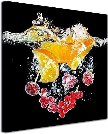 Declina Tableau Pour Cuisine Tableau En Toile Imprime Decoration