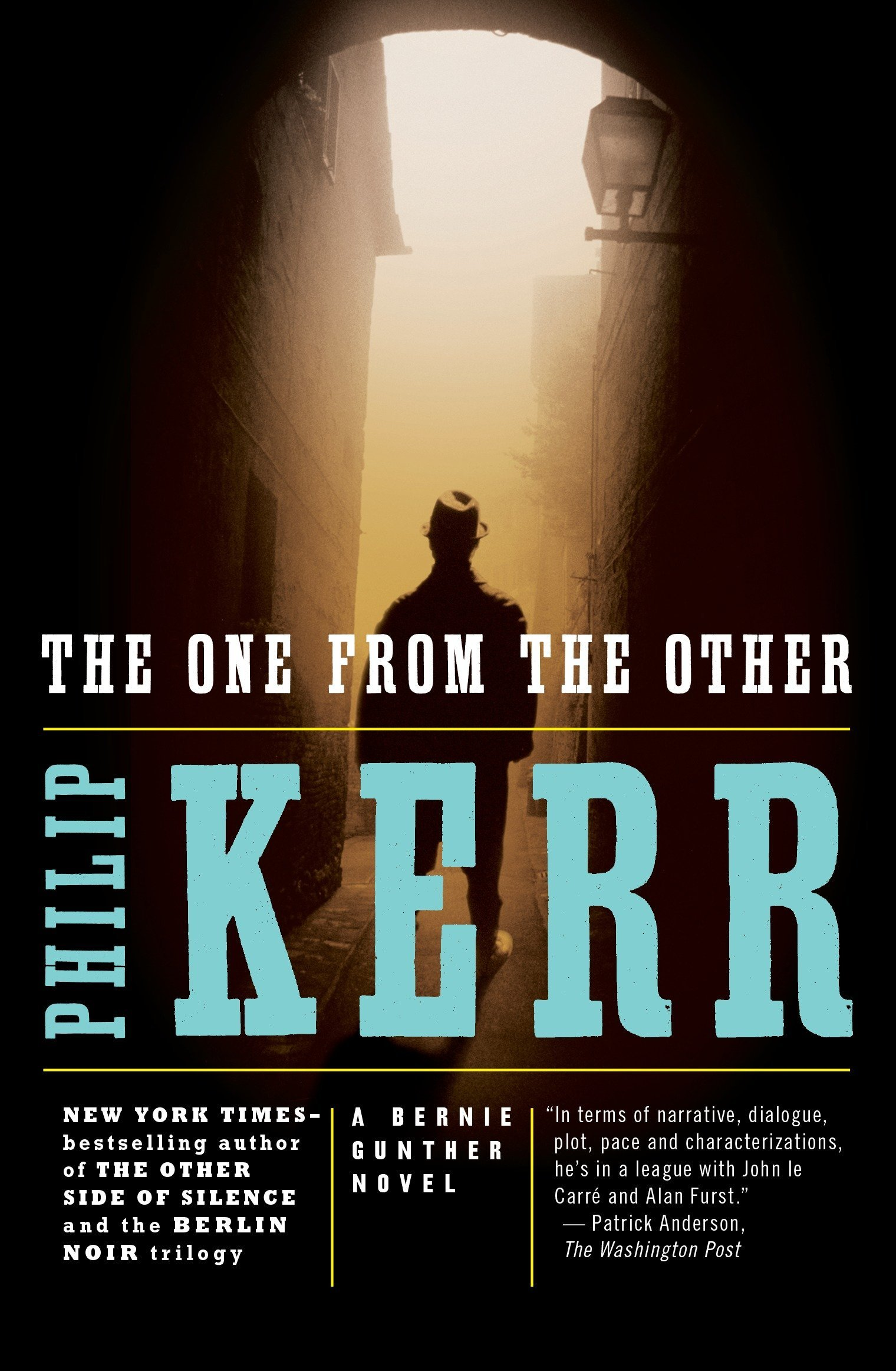 Read Online The One from the Other: A Bernie Gunther Novel PDF